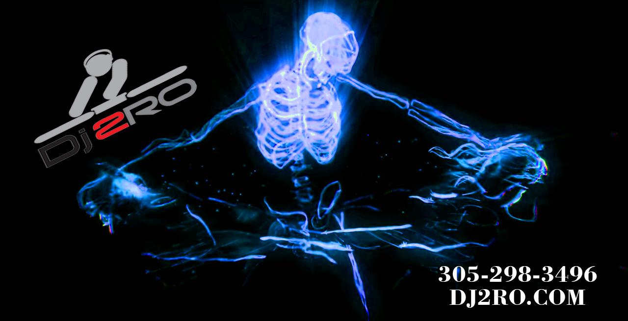 DJ 2RO MIX LOGO