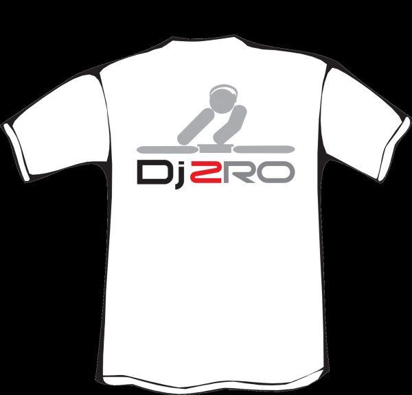 DJ2RO T SHIRTS