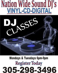 dj classes